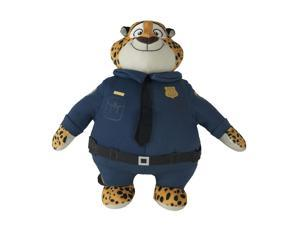 Disney Zootopia 10 inch Large Plush Figure - Clawhauser