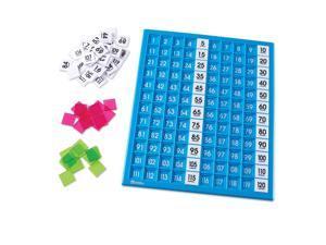 Number Board Set 120 Pcs Ast