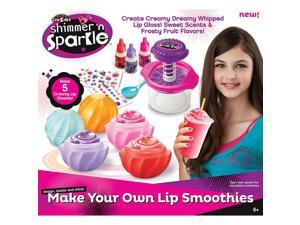 Cra-Z-Art Shimmer & Sparkle Make Your Own Lip Smoothies