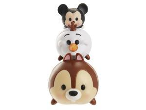 Disney Tsum Tsum 3 Pack Series 2 Figures - Mickey, Olaf and Chip