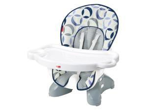 Fisher-Price SpaceSaver High Chair Seat Pad - Soft Current
