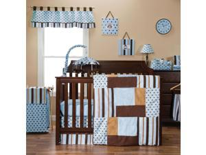 Trend Lab 10-Piece Crib Bedding Super Kit - Max
