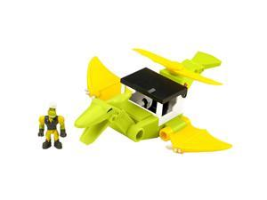 Educational Insights Dino Construction C - Cyclone The Pteranodon Helicopter