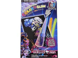 Monster High Color N' Glow Activity Set