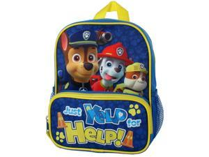"Nickelodeon Paw Patrol ""Just Yelp for Help!"" 10""Mini Backpack with Side Mesh"