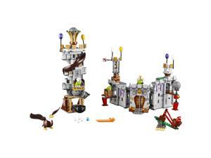 LEGO The Angry Birds Movie King Pig's Castle 75826