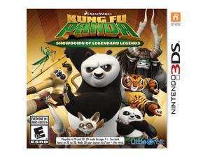 Kung Fu Panda Showdown for Nintendo 3DS