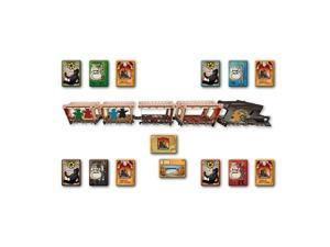 Ludonaute Colt Express Schemin' and Stealin' Board Game