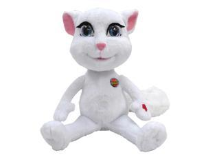 Talking Angela Talk Back Animation Plush