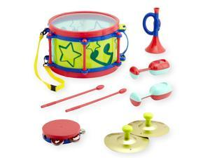 Bruin Big Band 9 Piece Instrument Set
