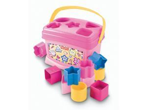 Fisher-Price Baby's First Blocks - Pink