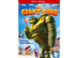 The Giant King DVD DVD/Digital