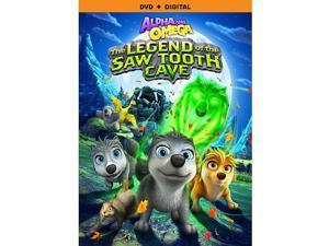 Alpha Omega Legend of Saw Tooth Cave