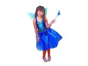 Blue Jay Baby Dress - Medium