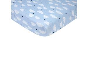 Carter's Take Flight Fitted Crib Sheet