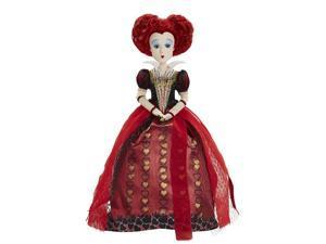 Disney Alice in Wonderland 11 inch Deluxe Collector Doll - Red Queen