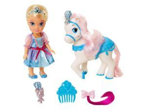 Disney My First Doll and Pony - Petite Cinderella and Pony