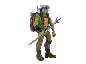 "Teenage Mutant Ninja Turtles Movie 2 6""Action Figu - Battle Sounds Donatella"
