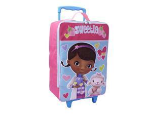 "Disney Junior Doc McStuffins ""Sweetie"" 12 inch Rolling Pilot Case"