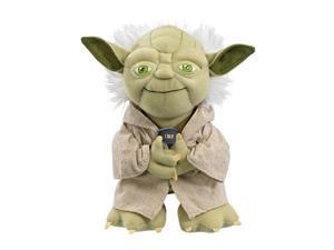 Star Wars: Episode VII The Force Awakens Medium Talking Plush - Yoda