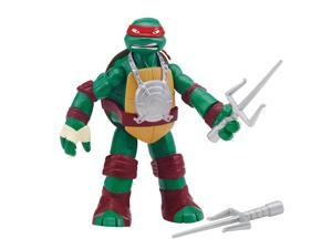 Teenage Mutant Ninja Turtles Deluxe Figure - Finger Fighter Raphael