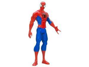 "Marvel Ultimate Spider-Man Web Warriors Titan Hero Series 12""Ac - Spider-Man"
