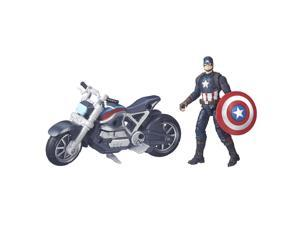 "Hasbro Marvel Legends Series Civil War 3.75""Action Figure - Captain America"