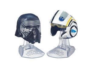 Star Wars: The Force Awakens Black Series Diecast Kylo Ren and Poe Dameron