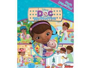 Doc McStuffins: My First Look and Find