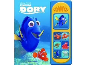 Disney Pixar Finding Dory Little Sound Book