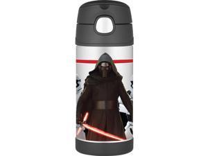 Star Wars 12 Ounce FUNtainer Straw Bottle - Kylo Ren
