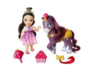 Disney My First Doll and Pony - Petite Mulan and Pony