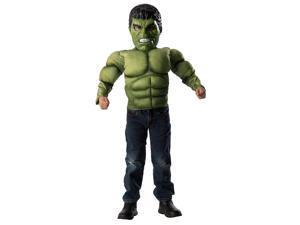 Marvel Avengers Hulk Muscle Chest Shirt - Child Size 4 -6