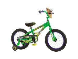 Boys 16 Inch Schwinn Teenage Mutant Ninja Turtle Bike