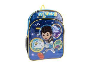 Miles From Tomorrowland 16 Inch Backpack - Blue