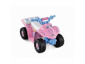 Power Wheels Disney Princess Lil Quad Ride On