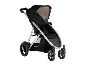 Phil & Teds Verve Urban Inline Stroller - Black