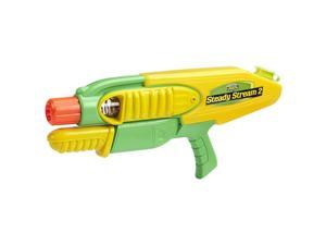 Buzz Bee Toys Water Warriors Steady Stream 2 Power Pump Water Blaster