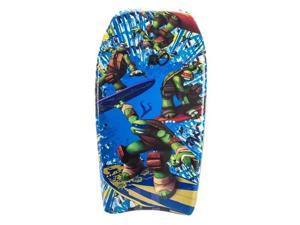 Aqua Leisure Slamin Surfrider Body Board - Teenage Mutant Ninja Turtles