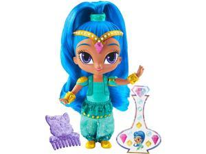 Fisher-Price 6 inch Shimmer and Shine Doll - Shine