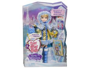 Ever After High Epic Winter Doll - Blondie Lockes