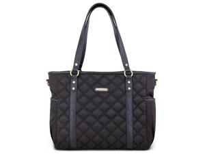 timi & leslie Quilted Tote Diaper Bag - SoHo