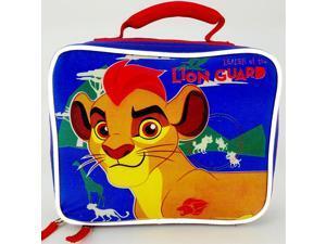 "Disney Junior Simba ""Leader of the Lion Guard"" Rectangular  Lunch Box"