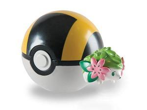 Pokemon 2 inch Action Figure - Shaymin with Poke Ball - 1 Pack