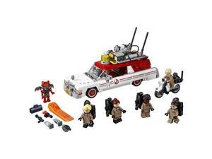 LEGO Ghostbusters Ecto-1 and 2 75828