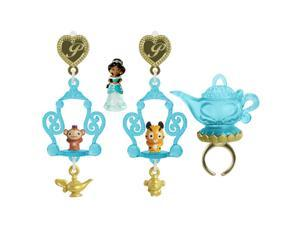 Disney Princess Little Kingdom Mix and Match Jewelry Set 9 Piece - Jasmine
