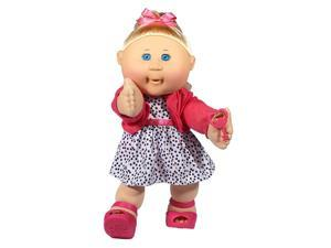 Cabbage Patch Kid 14 inch Blonde Girl Doll - Trendy