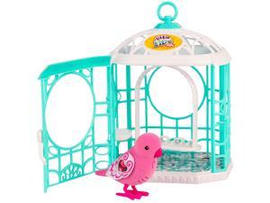 Little Live Pets Season 5 Bird with Cage - Ruby Belle