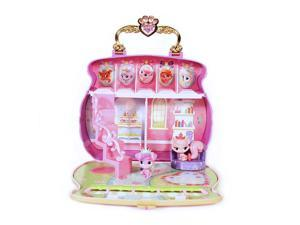 "Disney Princess Palace Pets 1.5""Mini Figure Set - Pawfect Purse Carry & Play"