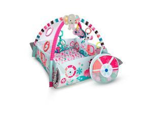 Bright Starts 5-in-1 Your Way Ball Play&#59; Pink Activity Gym